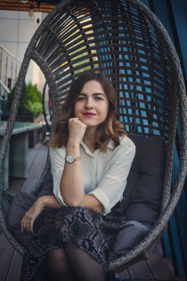 Екатерина Александровна Бородаенко. Психолог, психотерапевт.